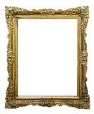 Frame de retrato cinzelado Fotografia de Stock Royalty Free