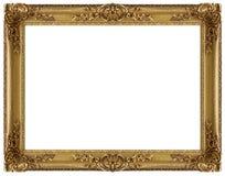 Frame de retrato com um teste padrão decorativo Fotografia de Stock Royalty Free