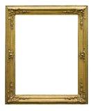 Frame de retrato decorado foto de stock