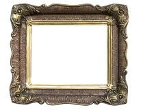 Frame de retrato decorativo Foto de Stock Royalty Free