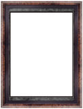 Frame de retrato decorativo Fotos de Stock