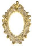 Frame de retrato do anjo Imagem de Stock Royalty Free