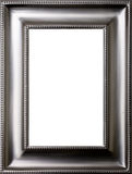 Frame de retrato do metal Imagem de Stock Royalty Free