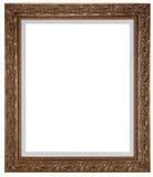 Frame de retrato em branco Imagem de Stock