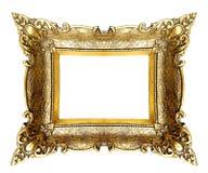 Frame de retrato estranho fotografia de stock