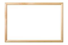 Frame de retrato isolado, trajeto de grampeamento. Fotografia de Stock