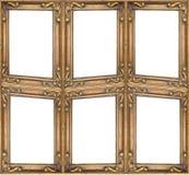 Frame de retrato louco Fotografia de Stock Royalty Free