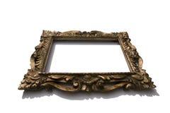 Frame de retrato ornamentado Imagem de Stock