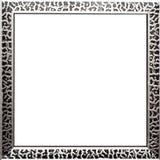 Frame de retrato quadrado Fotografia de Stock