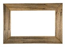 Frame de retrato rústico Fotos de Stock
