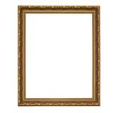 Frame de retrato vazio Foto de Stock Royalty Free