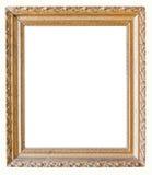 Frame de retrato velho ornamentado do golfe Imagem de Stock Royalty Free