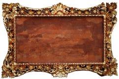 Frame decorado Fotografia de Stock