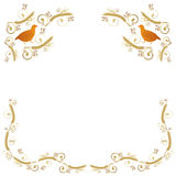 Frame Decorative Ornament Royalty Free Stock Photography