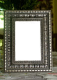 Frame. A decorative picture frame Royalty Free Stock Photography