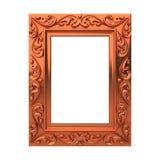 Frame decorativo Fotos de Stock