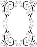 Frame decorativo Foto de Stock