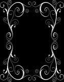 Frame decorativo Imagem de Stock