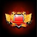 Frame decorativo do vetor Imagem de Stock Royalty Free