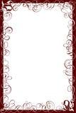 Frame decorativo, vetor ilustração royalty free