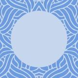 Frame desenhado mão Imagem de Stock Royalty Free