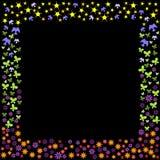 Frame do ícone da natureza Imagem de Stock