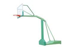 Frame do basquetebol Fotografia de Stock