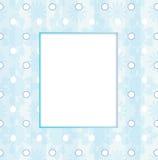 Frame do bebé Imagens de Stock