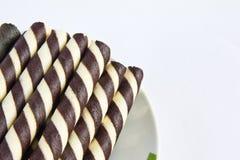 Frame do chocolate. imagens de stock