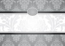 Frame do convite Foto de Stock Royalty Free