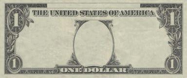 Frame do dólar Fotos de Stock