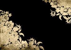 Frame do estilo de Ásia Foto de Stock Royalty Free