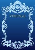 Frame do estilo do vintage Imagens de Stock