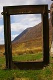 Frame do ferro imagem de stock