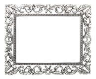 Frame do ferro feito Fotos de Stock Royalty Free