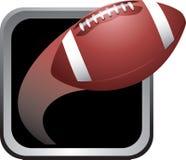 Frame do futebol Imagem de Stock Royalty Free