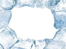 Frame do gelo ilustração royalty free