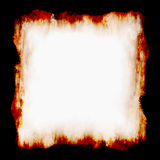 Frame do incêndio ilustração do vetor