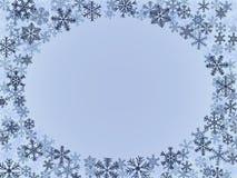 Frame do inverno Fotografia de Stock
