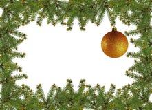 Frame do Natal Imagens de Stock Royalty Free