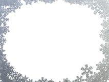 Frame do Natal Fotografia de Stock