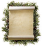 Frame do Natal Foto de Stock Royalty Free