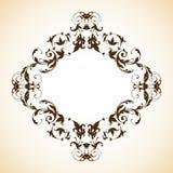 Frame do ornamental do vintage Imagem de Stock