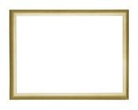 Frame do ouro foto de stock royalty free