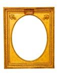 Frame do ouro do vintage Fotografia de Stock