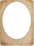 Frame do oval do vintage Fotografia de Stock