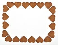 Frame do pão-de-espécie Imagens de Stock Royalty Free