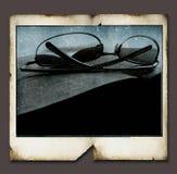 Frame do Polaroid do vintage Fotos de Stock