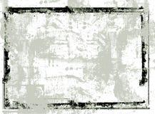 Frame do vetor de Grunge Imagens de Stock Royalty Free
