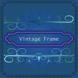 Frame do vintage Imagem de Stock Royalty Free